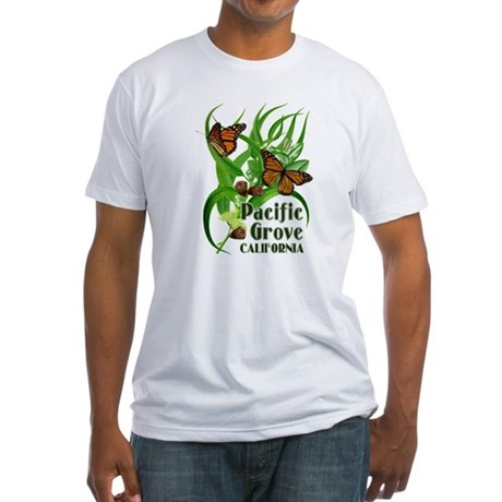 Pacific Grove Monarchs Fitted T-Shirt