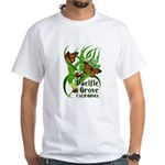Pacific Grove Monarchs White T-Shirt