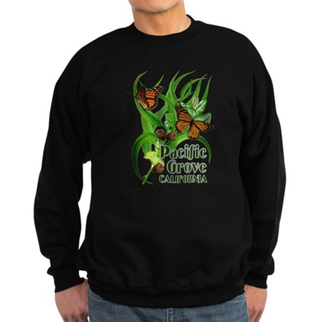 Pacific Grove Monarchs Sweatshirt (dark)
