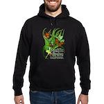 Pacific Grove Monarchs Hoodie (dark)