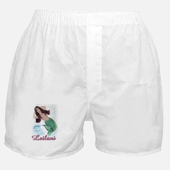 Mystical Mermaid Boxer Shorts