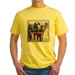 Darn Kids Yellow T-Shirt