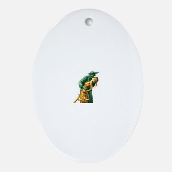 Cute Proposition 8 Oval Ornament