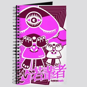 Mystic Mascot Stencil Journal