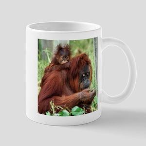 Orangutan's Mug