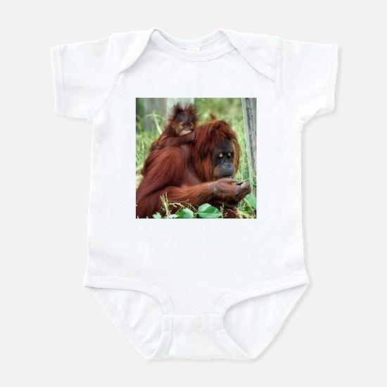 Orangutan's Infant Bodysuit