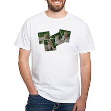 Young Cheetahs White T-Shirt