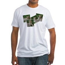 Young Cheetahs Fitted T-Shirt