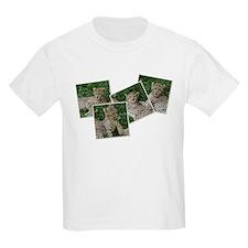 Young Cheetahs Kids Light T-Shirt