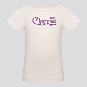 Charmed and Dangerous Organic Baby T-Shirt