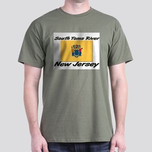 South Toms River New Jersey Dark T-Shirt