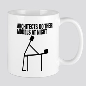 Architects Do Models Mugs