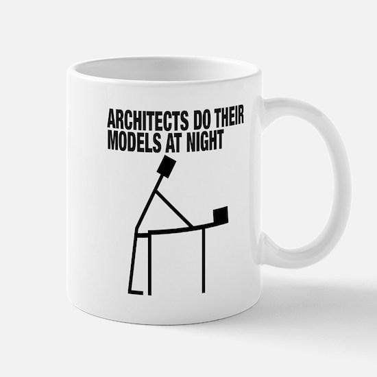 Architects Do Models Mugs