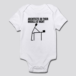 Architects Do Models Body Suit