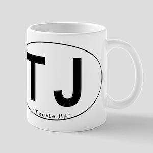 TJ Oval - Mug