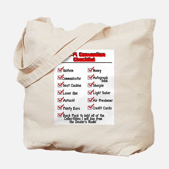 Cool Laser Tote Bag