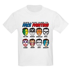 Face Painting T-Shirt