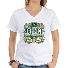 Internet Surfing Champion Shirt