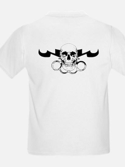 MMA Mixed Martial Arts Vertic T-Shirt