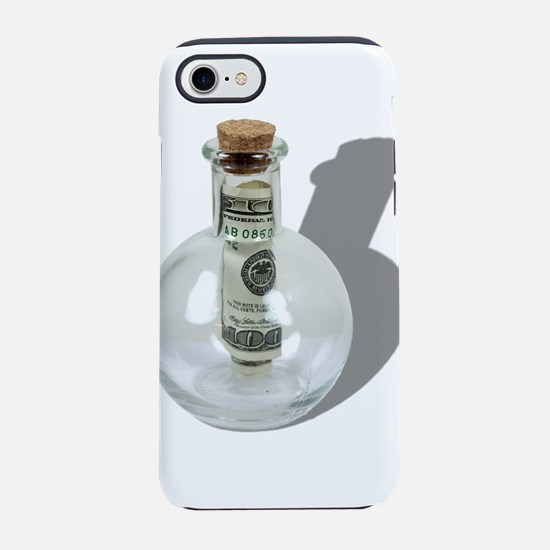 NoteInBottle062710Shadows.png iPhone 7 Tough Case