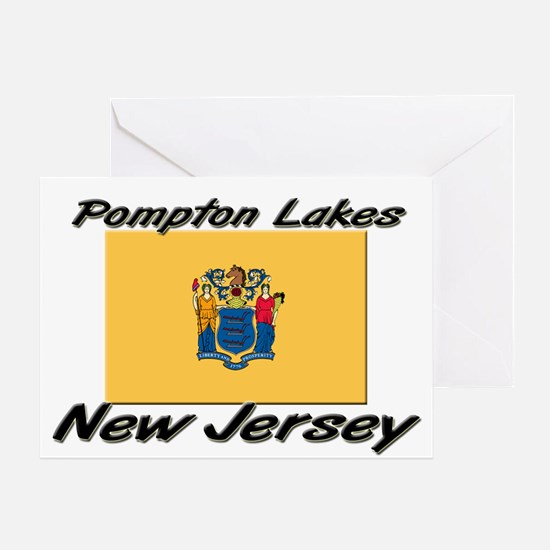 Pompton Lakes New Jersey Greeting Card