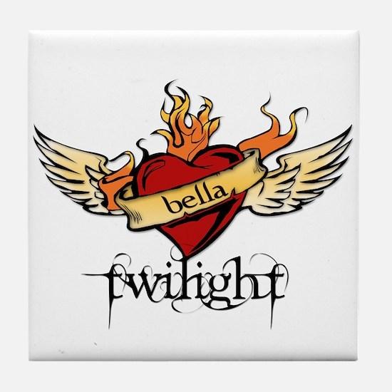 Twilight - Bella Tile Coaster