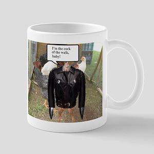 COCK OF THE WALK Mug