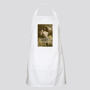 Literature Sex and Camus BBQ Apron