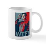Kim Jong Il: WTF? Mug