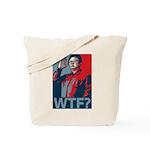 Kim Jong Il: WTF? Tote Bag