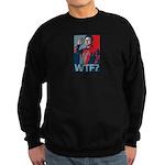 Kim Jong Il: WTF? Sweatshirt (dark)