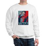 Kim Jong Il: WTF? Sweatshirt