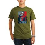 Kim Jong Il: WTF? Organic Men's T-Shirt (dark)