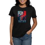 Kim Jong Il: WTF? Women's Dark T-Shirt
