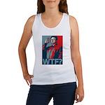 Kim Jong Il: WTF? Women's Tank Top