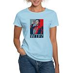 Kim Jong Il: WTF? Women's Light T-Shirt