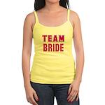 Team Bride Jr. Spaghetti Tank
