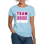 Team Bride Women's Light T-Shirt