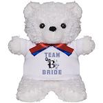 Celebrate Team Bride Teddy Bear