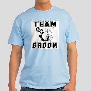 Celebrate Team Groom Light T-Shirt
