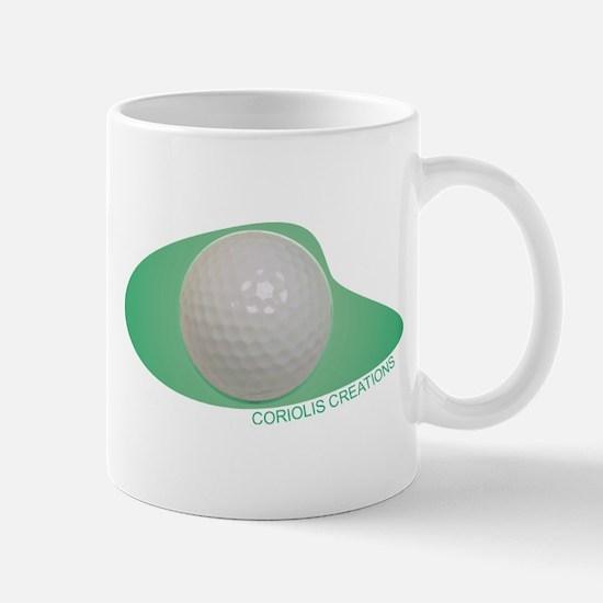 Golf Ball - Mug