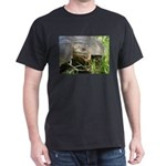 Galapagos Islands Turtle Dark T-Shirt