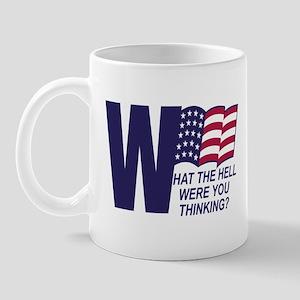 What The Hell Bush Mug