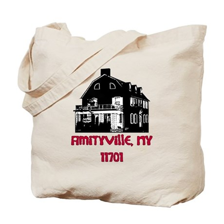 Amityville Horror Tote Bag