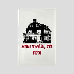 Amityville Horror Rectangle Magnet