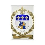 VOUTOUR Family Crest Rectangle Magnet (100 pack)