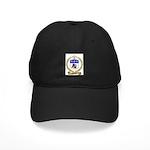 VOUTOUR Family Crest Black Cap
