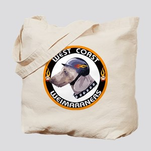 West Coast Weims Tote Bag