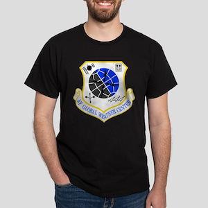 Global Weather Black T-Shirt
