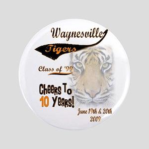 "Waynesville High School 3.5"" Button"